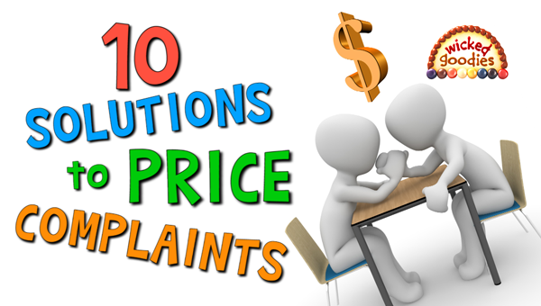 10 Solutions to Price Complaints