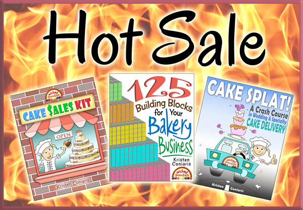 Bakery Business Book Sale