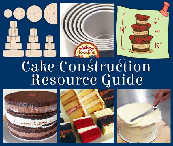 Cake Construction Tutorials