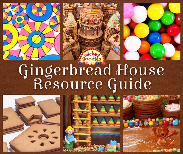 Gingerbread House Ideas and Tutorials