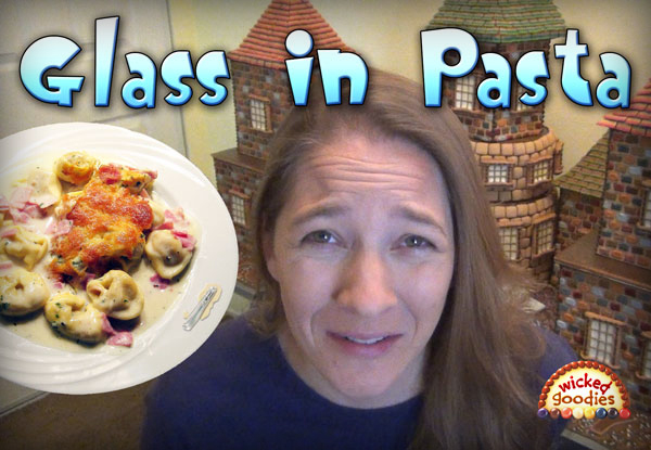 Glass in Pasta Story