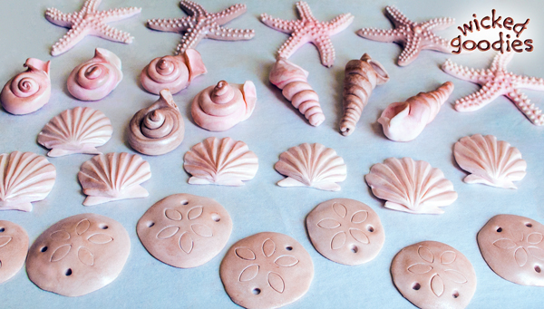 Modeling Chocolate Seashells Tutorial