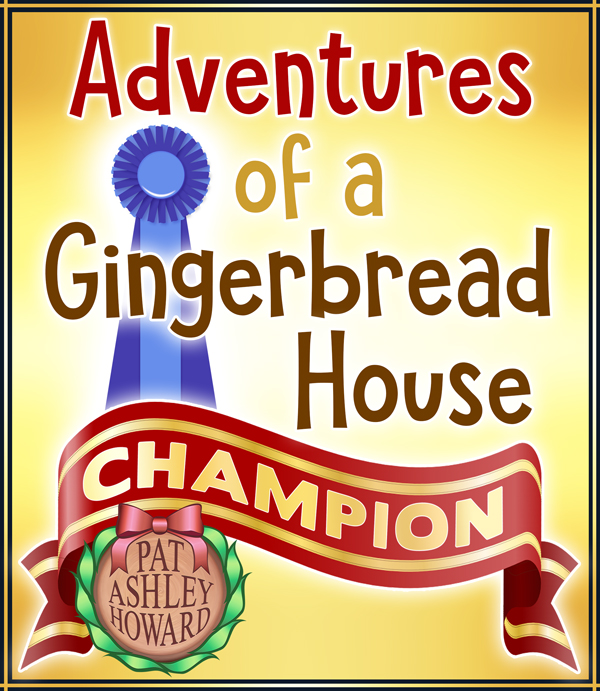 Adventures of a Gingerbread House Champion